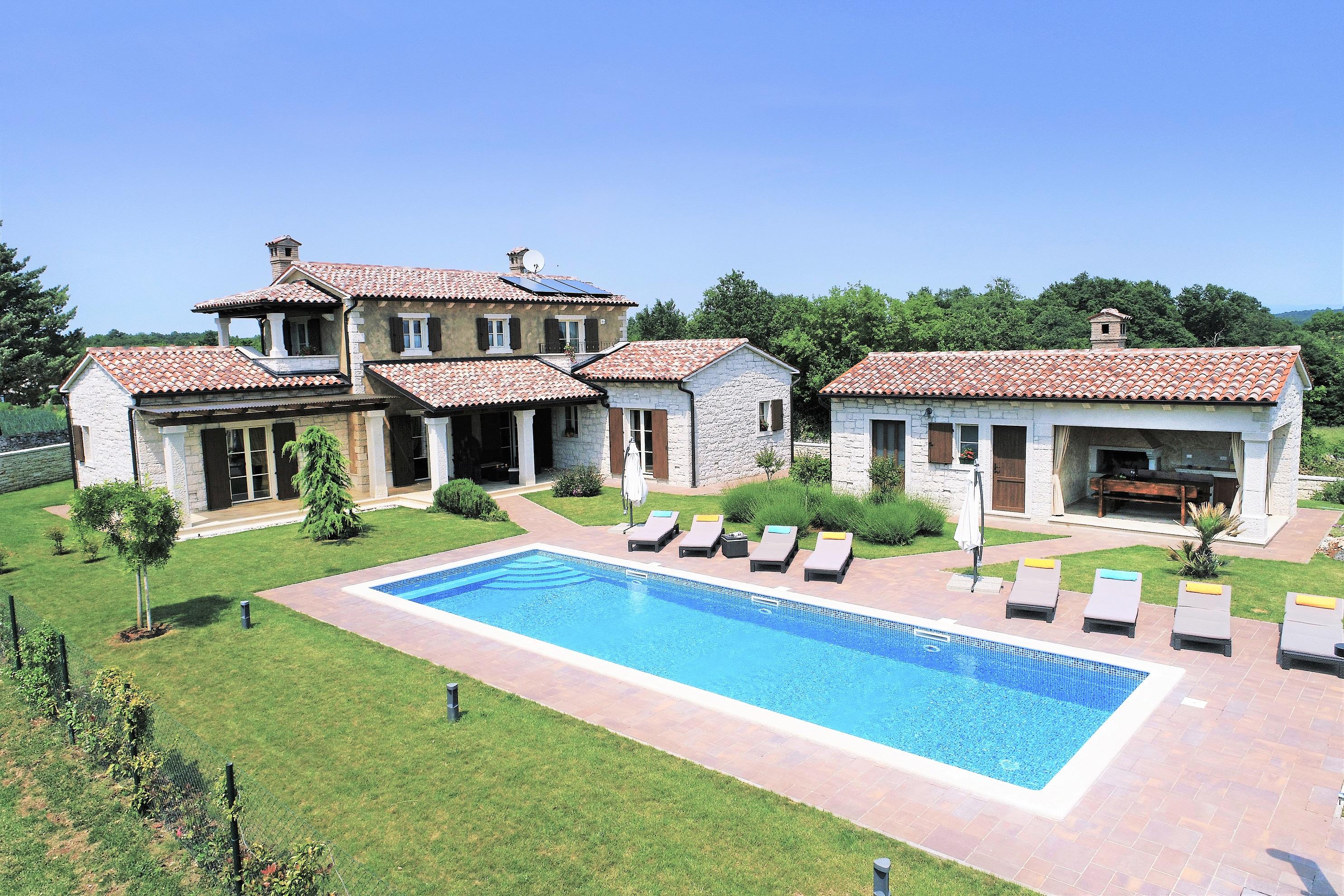 Villa Stancija Martina