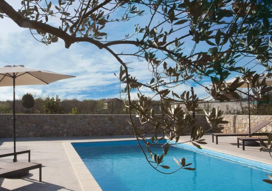 Villa Nar with Private Pool near Zadar