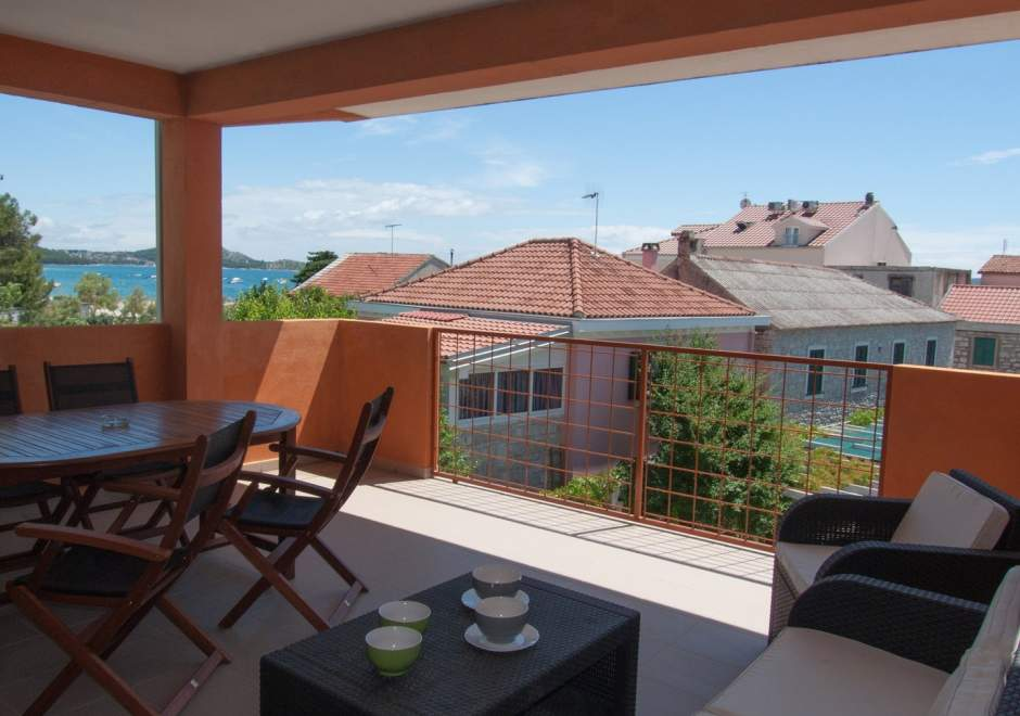 One-bedroom apartment A2 Sime in Villa Vulin - Pakostane