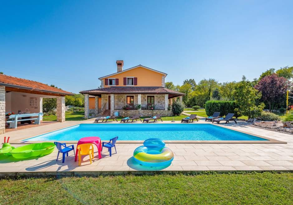 Villa Bacio - the beauty of the Mediterranean