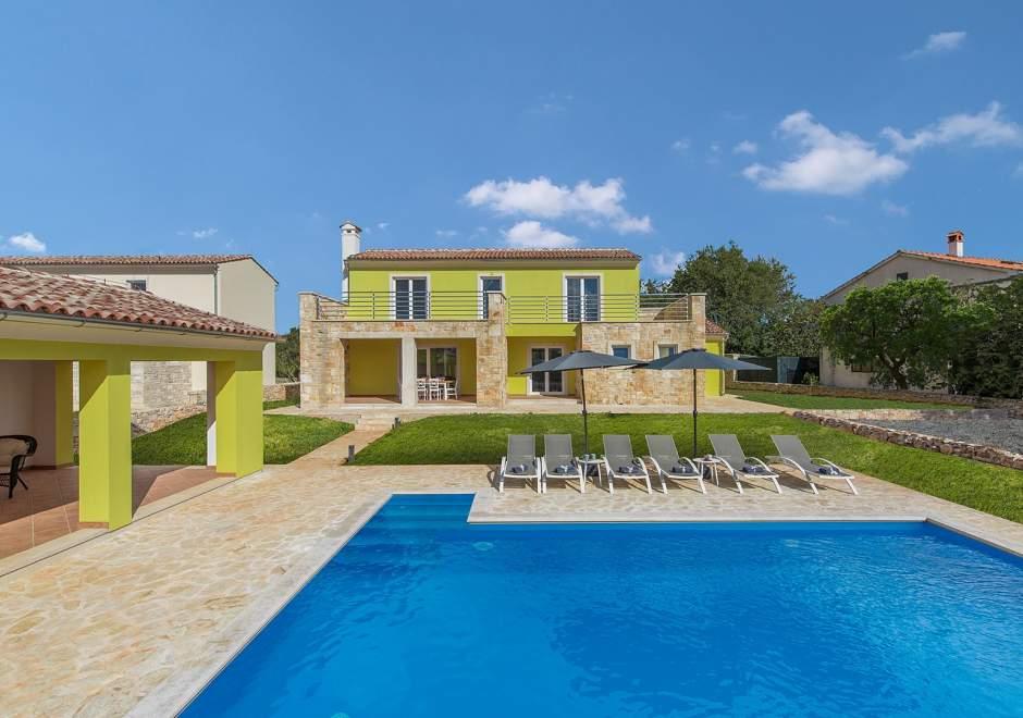 Villa Violetta with Private Pool, near Rovinj