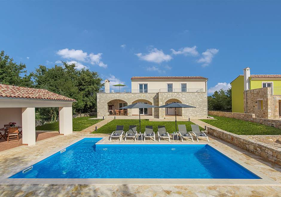 Villa Diletta with private Pool, near Rovinj