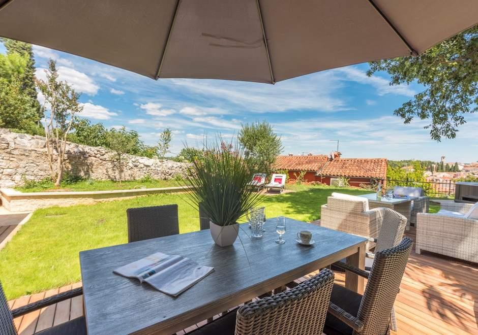 Deluxe Villa Royal with Sea View in Rovinj