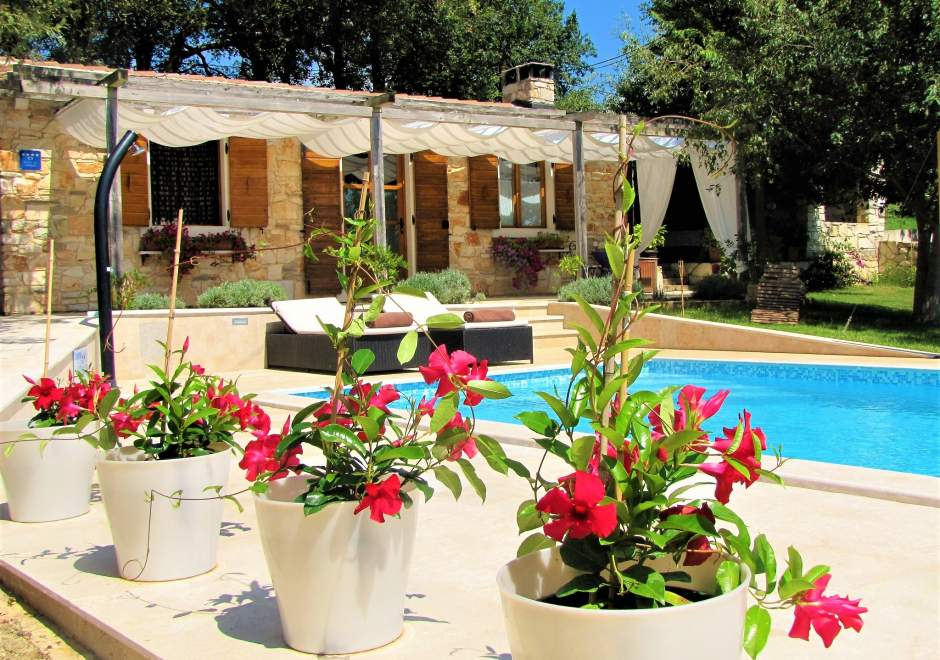Villa Morena with Pool for two persons