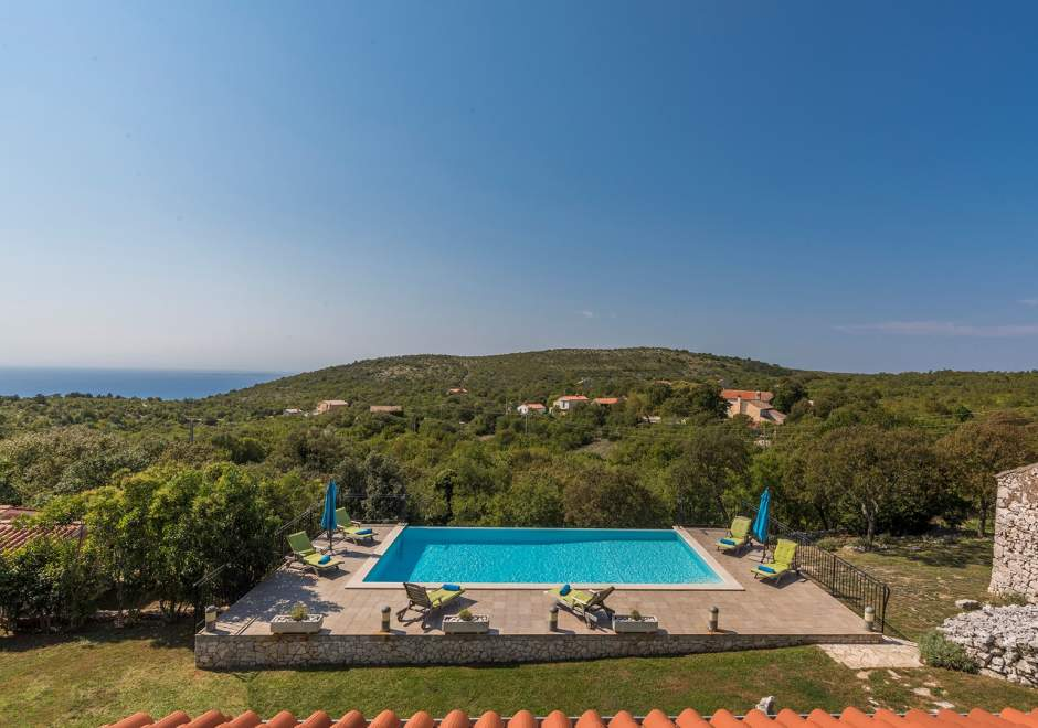 Villa Albina with magnificent Sea View