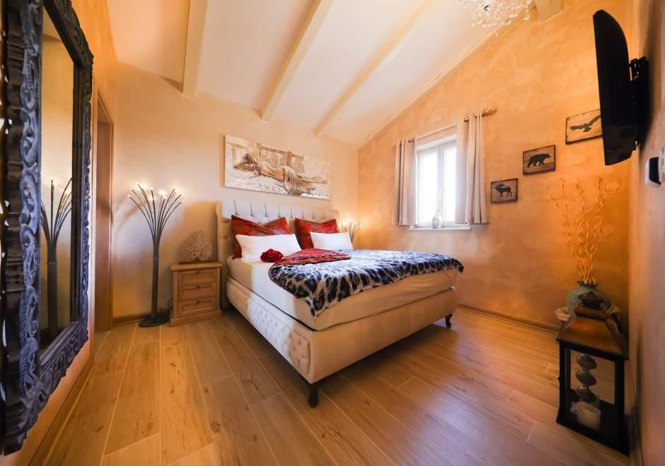 Villa Jakob with Sauna and Jacuzzi - Kringa