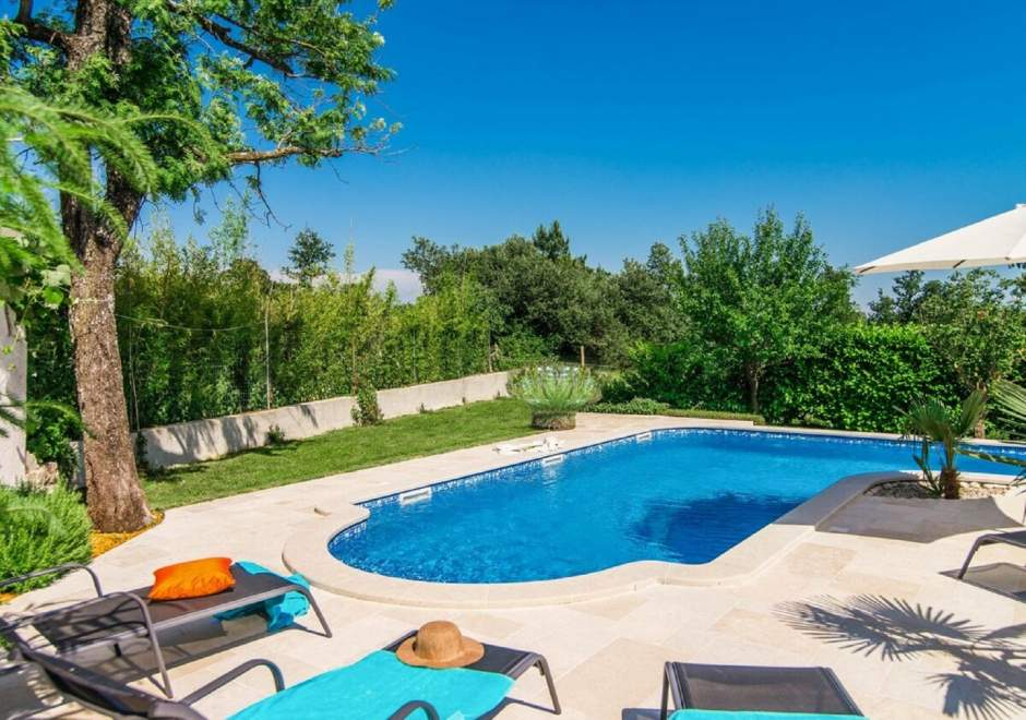 Charming Villa Benina II in Central Istria