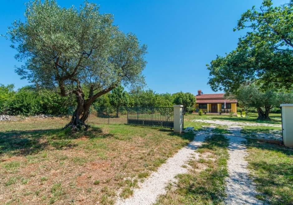 Holiday House Val Vidal near Rovinj