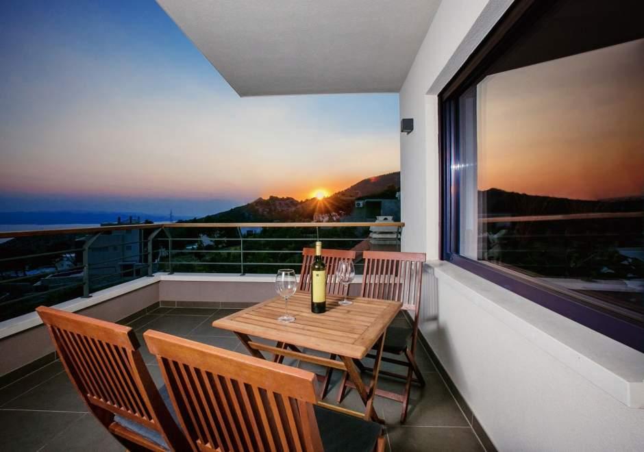 Luxusvilla mit Meerblick in Makarska