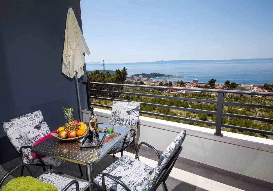 Luxury Villa Matic with private pool in Makarska