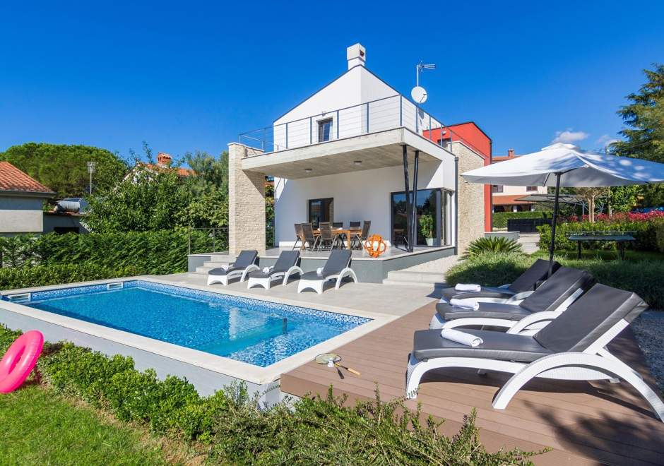 Luxus 4 * Villa Tara in Porec