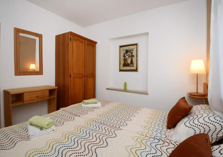 Apartman Laura A sa Terasom i pogledom na More