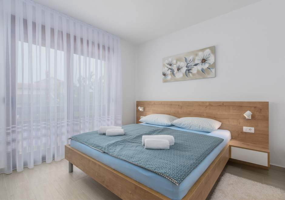 Apartman Hana IV s balkonom u Funtani
