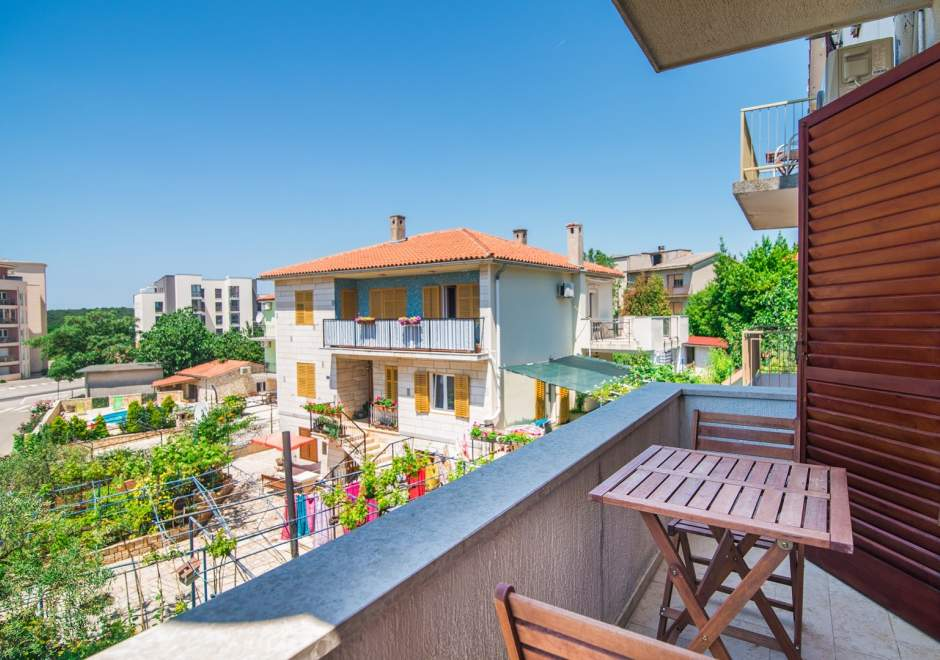 Apartment Ivan A1 with Balcony in Pula
