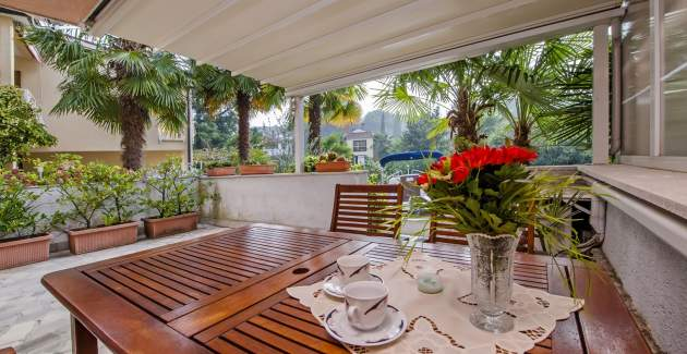One bedroom Apartment Pino A5 in Rovinj