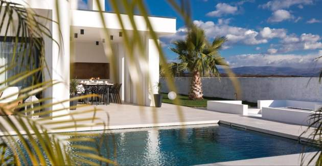 Villa Milly with outdoor and indoor pool - island of Krk