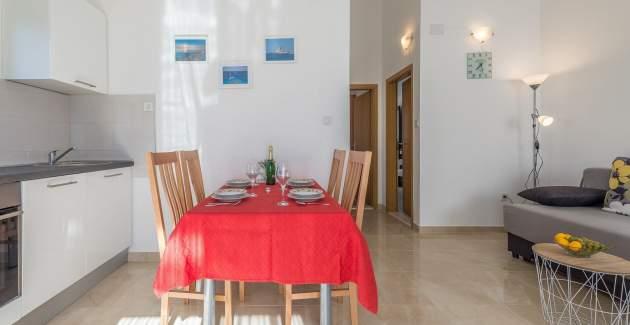 Apartment Pleadin A2 - Zecevo Rogoznicko