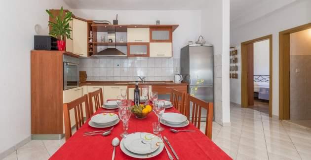 Apartment Pleadin A3 - Zecevo Rogoznicko