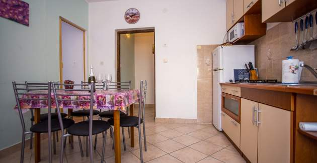 Wohnungen Mala Karla / Zwei Schlafzimmer A1 - Poljica