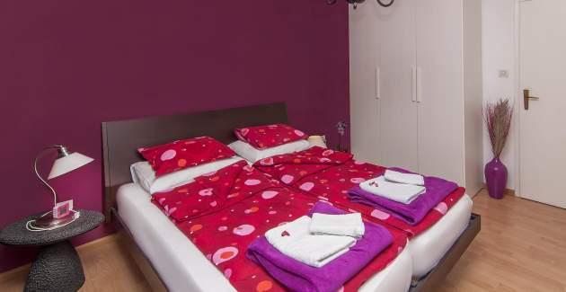 Wohnungen Cvek 2/1 Schlafzimmer A1 - Rovinj