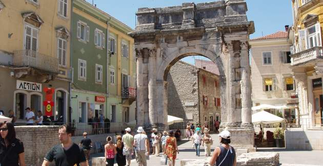 Appartamento Old town Pula with Terrace