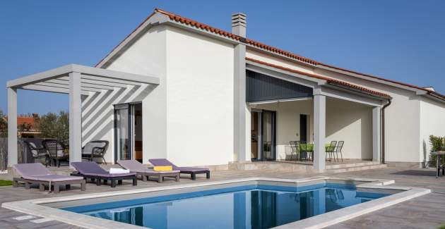 Villa Vali with private pool - Vodnjan