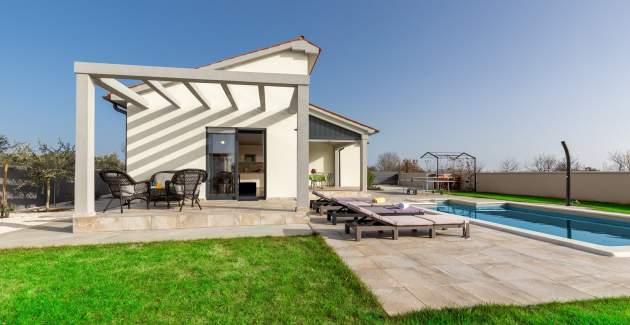 Villa Vali mit privatem Pool - Vodnjan