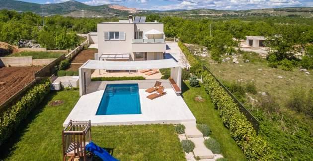 Luxusvilla Sofija in der Nähe von Split