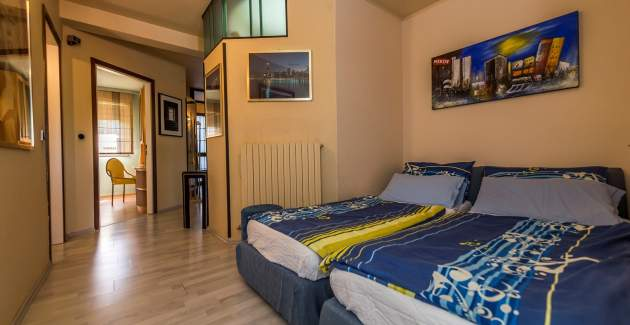 Comfortable Villa Fabia near the beach in Porec