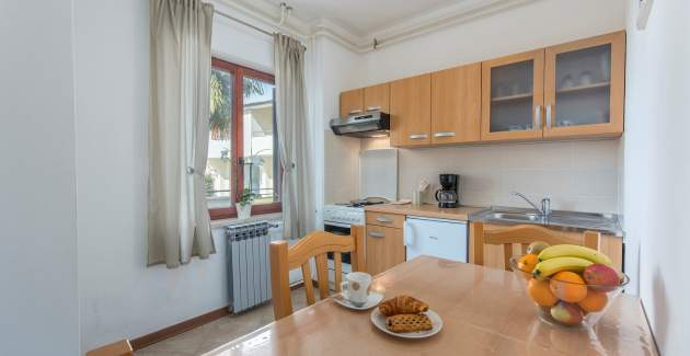 Apartment Koseto I on the Ground Floor with Terrace