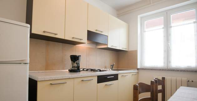 Two-Bedroom Apartment Sandra I with  Terrace