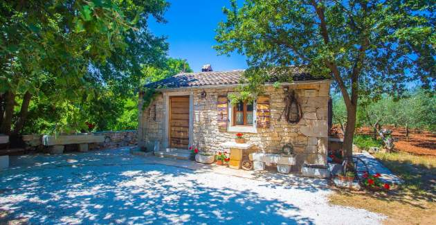 Rustic Holiday House Legovic