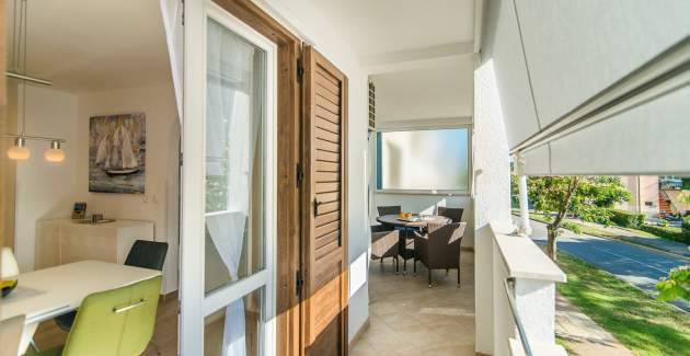 Apartment Vera Luxury in the Centre of Porec
