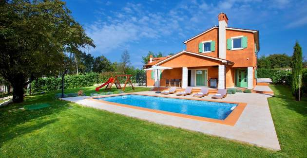 Villa Alex,  an extremely charming and unique designed Villa with Pool