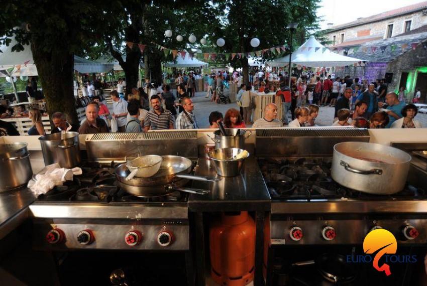 Istarski festival pašte