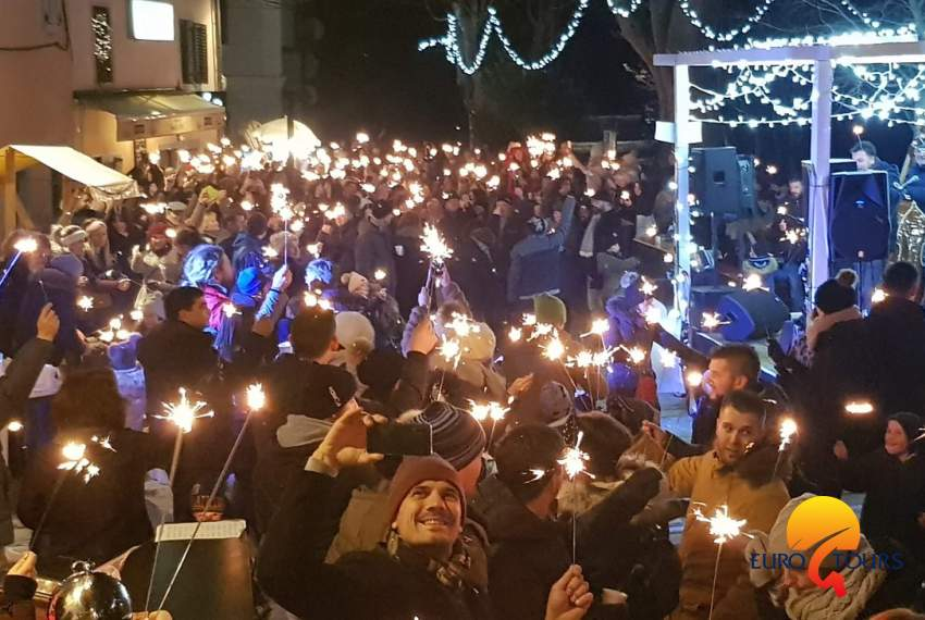 Advent na sjeveru - Advent in north Istria
