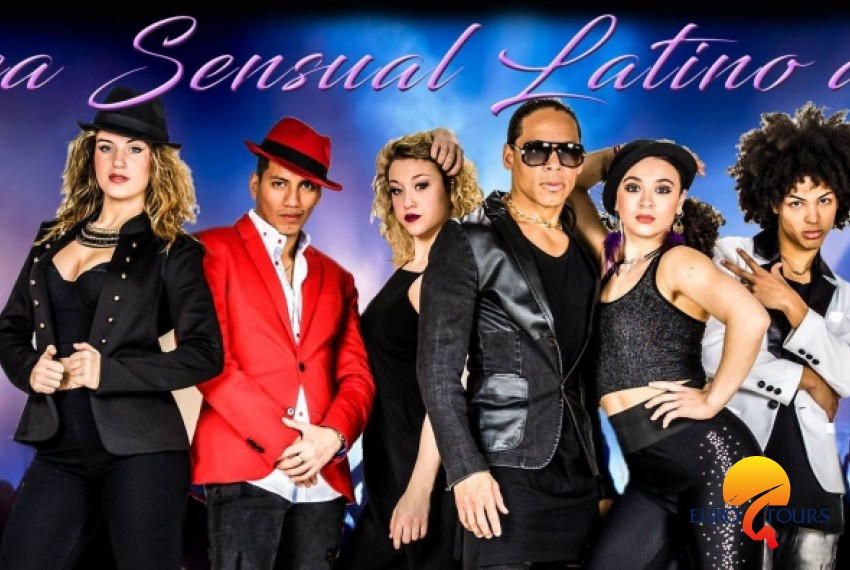 Sea Sensual Latino Day