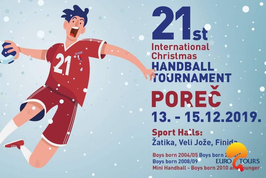 21. Međunarodni Božićni rukometni turnir
