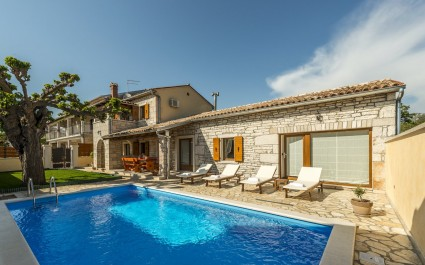 Villa Natale with Private Pool and Garden