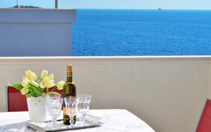 Two Bedroom Apartment Vlah A2 - Rogoznica Sea View