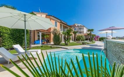 Ferienwohnung Fiorido Gold B4 in Villa Vizula