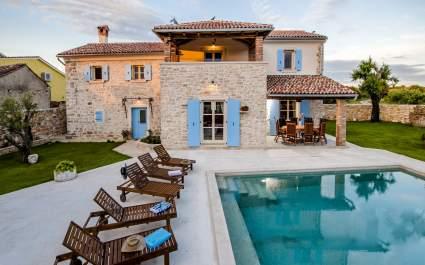 Exclusive Villa Tomani with Private Pool