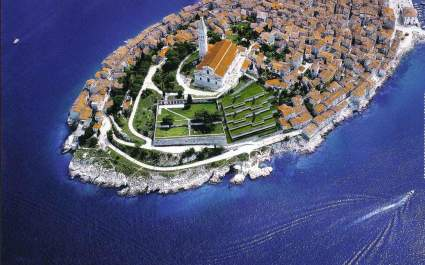 Crevatin Two bedroom Apartment A2 in Rovinj