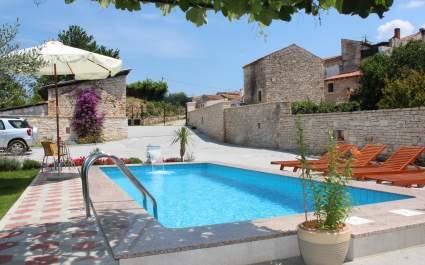 Ferienwohnung Ana A1 mit Pool in Vodnjan