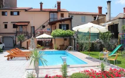 Ferienwohnung Ana A2 mit Pool in Vodnjan