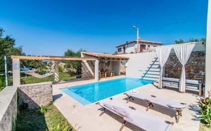 Villa Menta 3 Kremenici - Insel Krk