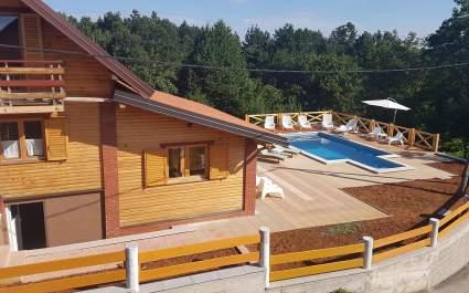 Little Villa Rebeka in Gorski Kotar