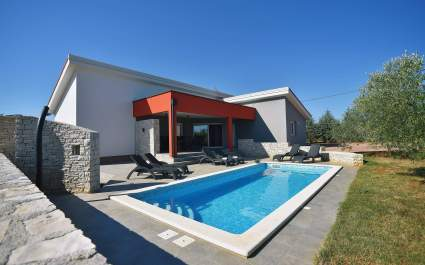 Villa Krnica with private pool