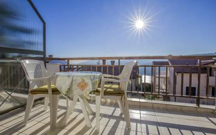 Studio Apartment Pino A6 with a Sea View - Rabac