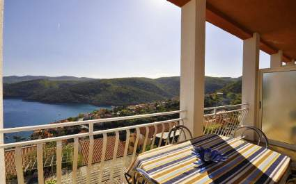 Two bedrooms Paliska A2 with Balcony - Rabac